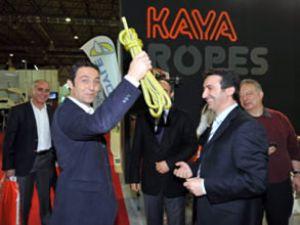 Kaya Ropes, CNR Avrasya Boat Show'da