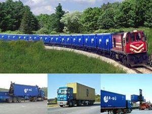 Arkas'dan 'demiryolu taşıması' çözümü