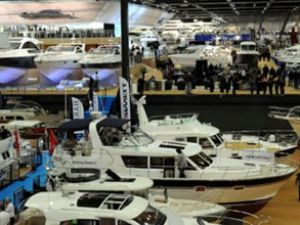 Boat Show, lüks yatlarla göz kamaştırıyor