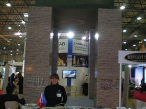 """Çanakkale, """"EMITT 2011 Fuarı""""nda tanıtıldı"""