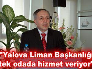 Liman başkanları Yalova'da buluştu