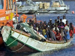 Kaçak göçmen konusunda anlaşma yapıldı