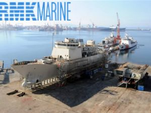 RMK Marine, IDEX Fuarı'na katılacak