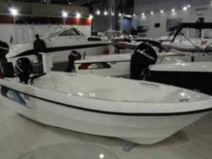 Boat Show'a orta direk tekneleri damga vurdu