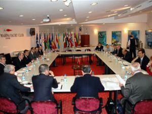 Deniz Turizm Birliği temsilcileri buluştu