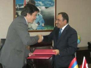 Kolombiya ve Madagaskar ile ikili anlaşma