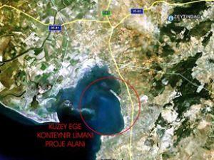 Kuzey Ege Limanı, arazi fiyatlarını artırdı