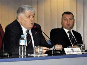 """""""Türkiye Yüzer Sergisi"""" OSB'de tanıtıldı"""