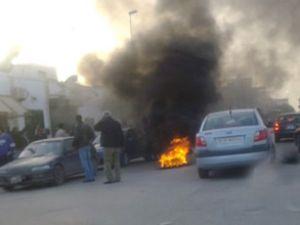 Libya'daki Türkler mahsur kaldı