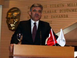 Cumhurbaşkanı Gül, DTO Meclisi'ne katıldı