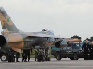 Bingazi Havalimanı'na uçaklar inemiyor