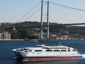 Bandırma'da feribot seferleri aksadı
