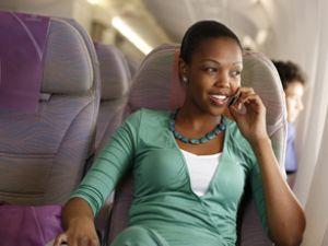Emirates'te 5 milyon kişi telefon kullandı