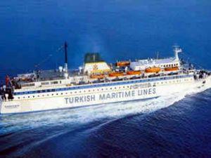 Samsun gemisi Libya'ya hareket etti