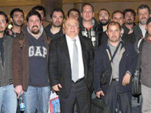 TAV İnşaat, Türk vatandaşlarını tahliye ediyor