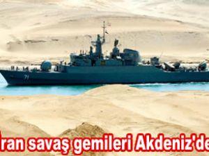 NATO, Akdeniz'deki İran gemilerini izliyor