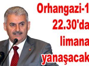 Türk vatandaşları iki Bakan karşılayacak