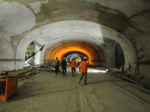 Metronun ilk etabına 11 firma teklif verdi