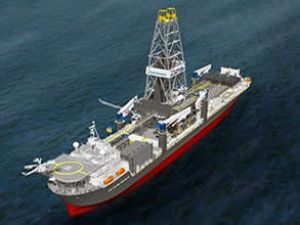 Deepwater Champion, Karadeniz'e geliyor