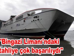 Orhan Gazi-1'in kaptanı açıklama yaptı