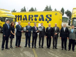 Martaş, filosuna 20 Scania daha ekledi
