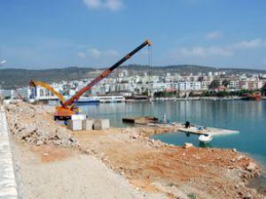 Taşucu Limanı'nın kapasitesi artırılacak