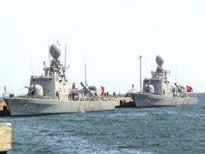 İran-Suriye arası donanma eğitimi işbirliği