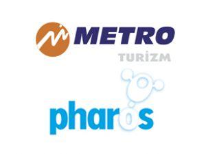 Metro, Pharos ile yolcu sayısını artırıyor