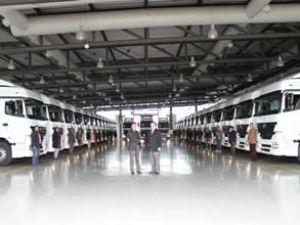 Mercedes-Benz, teslimatlara doymuyor