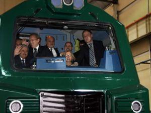 TÜLOMSAŞ, GE'ye 30 lokomotif üretecek