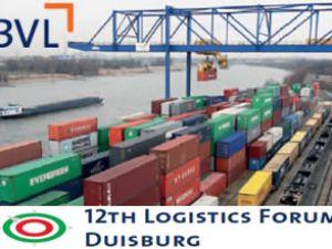 12. Logistics Forum'u 16 Mart'ta açılıyor