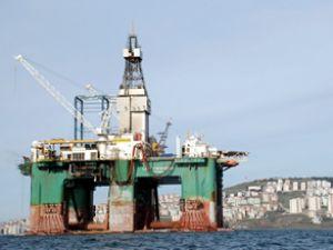 Leiv Eiriksson, Sinop Limanı'ndan ayrılıyor