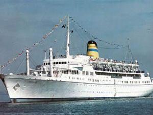 Funchal gemisi Lisbon'da havuza alınacak