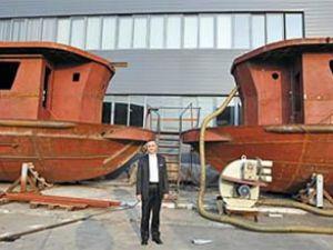 Doğu Anadolu tekne projesi İzmir'e verildi