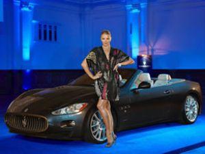 Maserati GranCabrio Türkiye'ye geliyor