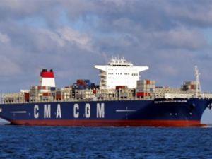 CMA CGM, 14,3 milyar dolar gelir elde etti