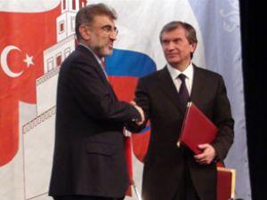Rusya-Türkiye KEK protokolü imzalandı