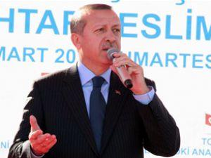 Erdoğan'dan Erzincan'a hızlı tren müjdesi