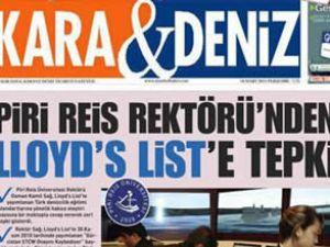 Kara&Deniz Gazetesi'nin yeni sayısı çıktı
