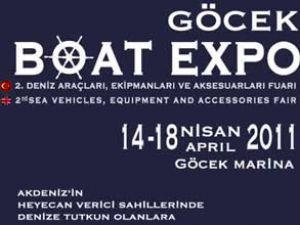 Göcek Boat Expo, 14 Nisan'da açılıyor