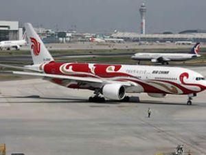 Air China, 2015'te filosunu ikiye katlıyor