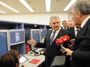Türkiye Hava Trafik Kontrol Merkezi açıldı