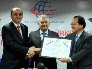 Türksat Haberleşme Uyduları İmza Töreni