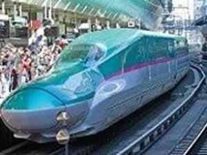 Japonya, Falcon adlı süper trenini tanıttı