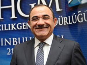 Ali Arıduru sektör temsilcileriyle vedalaştı