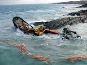 Karadeniz'de 60'a yakın gemi kazası oldu