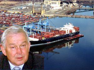 Almanlar İzmir'de liman yeri arıyor