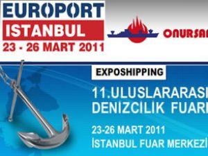 Onursan, Europort'ta seminer verecek