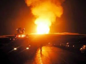 Irak'taki petrol boru hattı onarıldı
