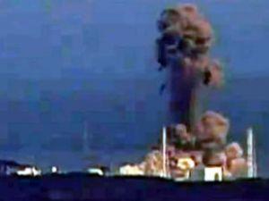 Fukuşima nükleer santralinde ikinci patlama